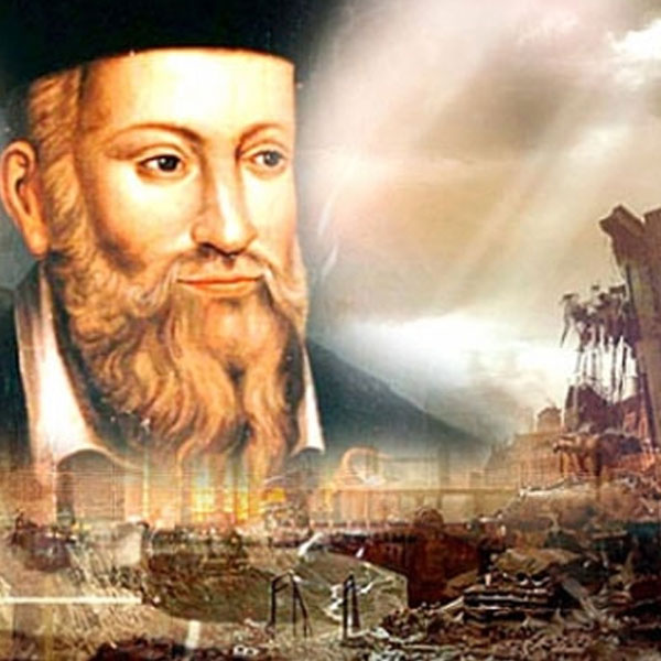 nostradamus on coronavirus